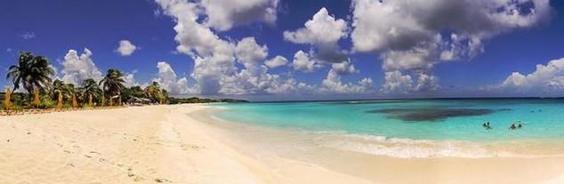 playas bonitas de caribe