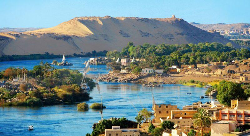 Assuan egipto