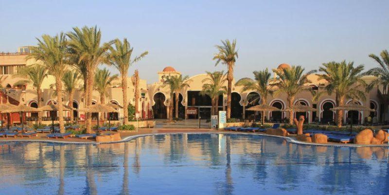 Hurghada la estación balnearia más conocida del Mar Rojo