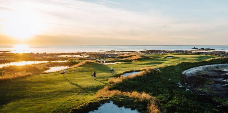 golf sol medianoche noruega