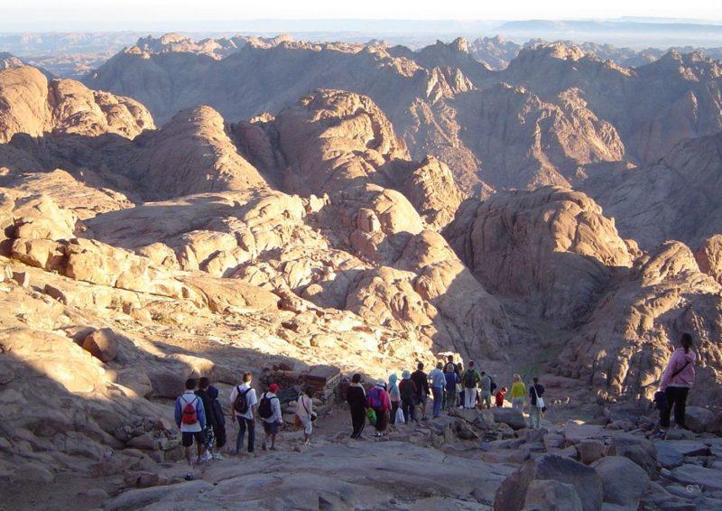 visitar sinai egipto