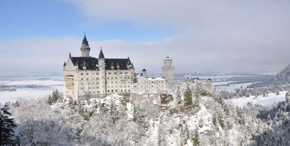 Historia castillo de Neuschwanstein