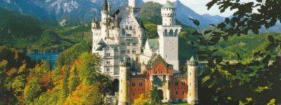 castillo neuschwanstein alemania