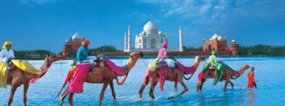 como llegar a india
