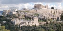 Atenas, Antigua Grecia la belleza de una ciudad antigua