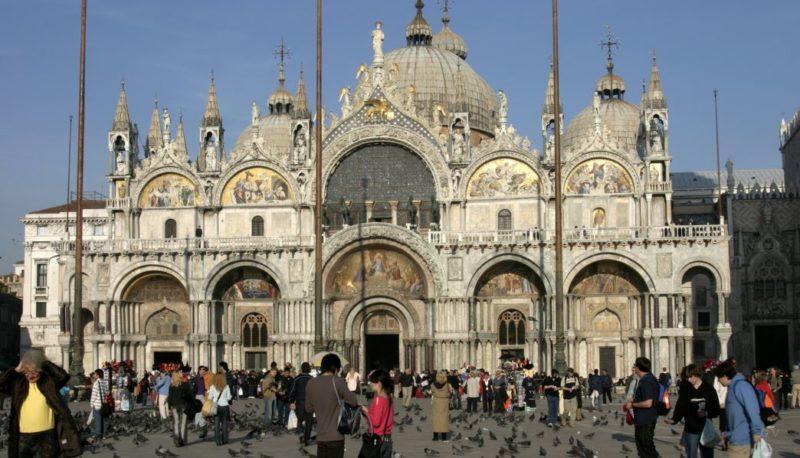 basilica de san marcos venecia