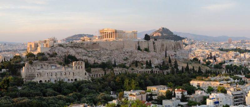visitar atenas antigua grecia