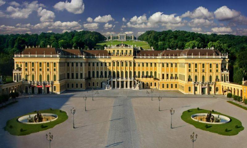 visitar palacio schonbrunn viena