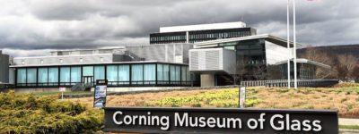 museo del vidrio nueva york