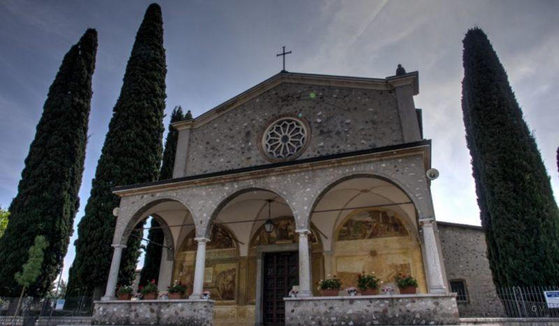 santuario de la virgen del frassino