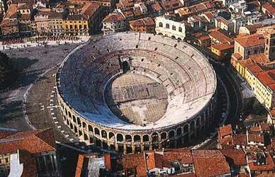amfitreato romano verona