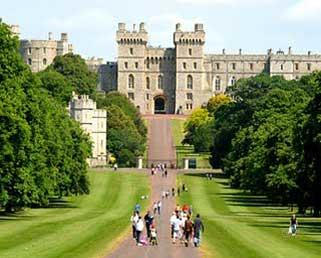 entrada castillo windsor