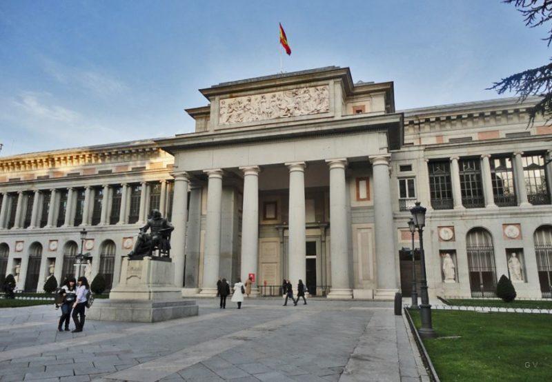 visita museo del prado madrid