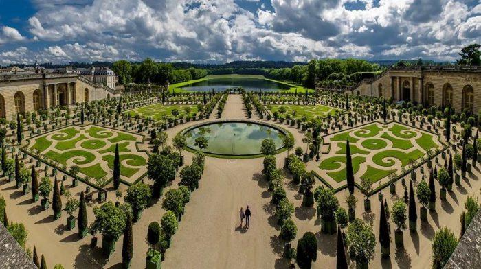 jardin versalles