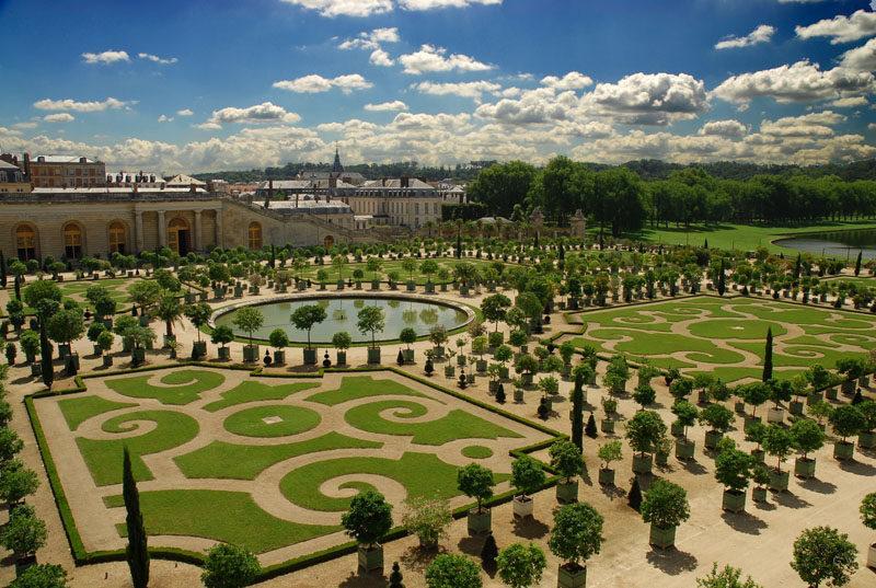 jardin versalles paris