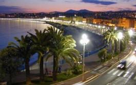 Puntos turísticos Niza Francia, Viajes destinos turisticos Mediterráneo