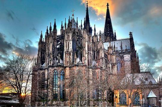 Catedral de Colonia alemania