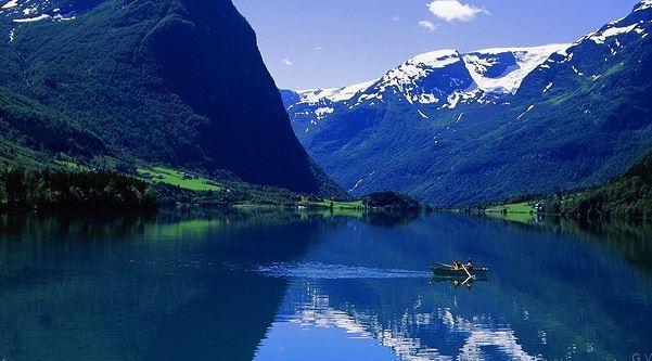 fiordos de noruega