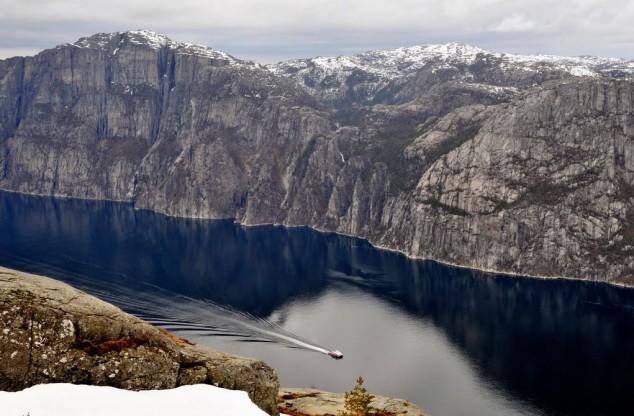 Resultado de imagen para lysefjorden noruega