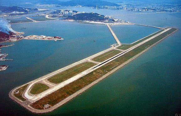 Aeropuerto Internacional de Macao de China