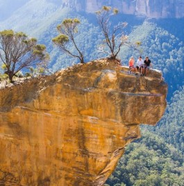 Lugares túristicos de montaña increíbles para viajar