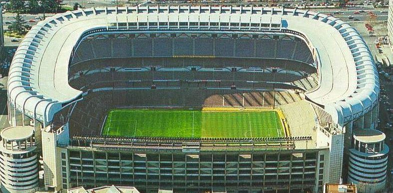 Santiago Bernabéu, el Estadio del Real Madrid