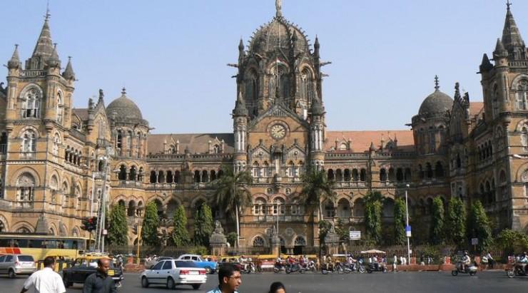 Victoria Terminus de Mumbai