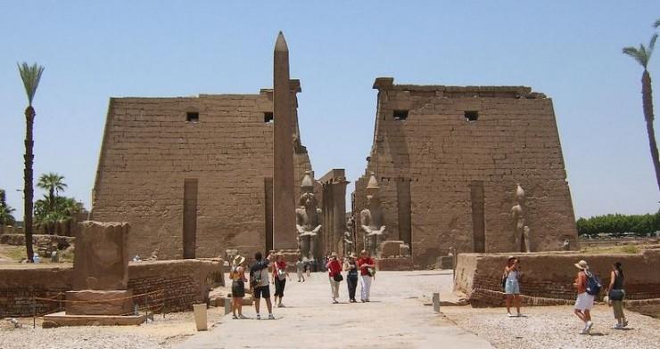 viajes a egipto luxor