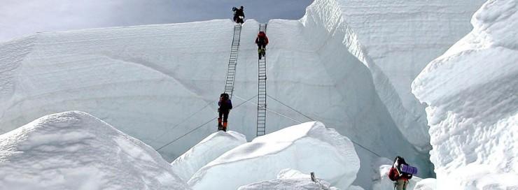 Escala el Everest