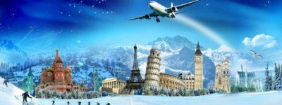 destinos turísticos navidad