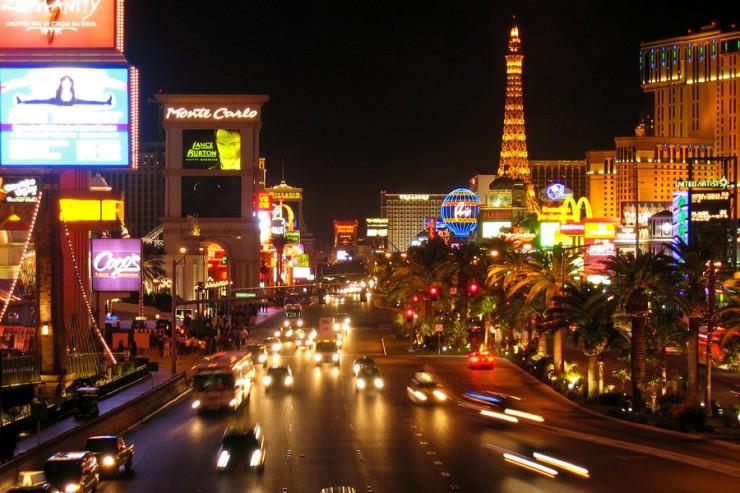 Disfruta de Las Vegas