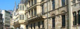 Palacio Ducal Luxemburgo turismo
