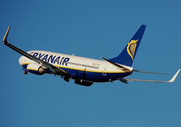 Viajar barato con Ryanair