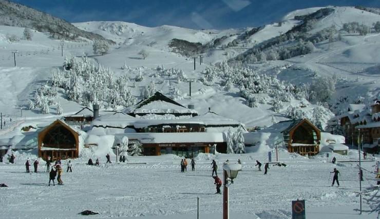 bariloche nieve y esquiar