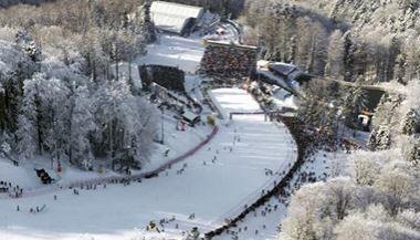 caminata o esquiar en Sljeme