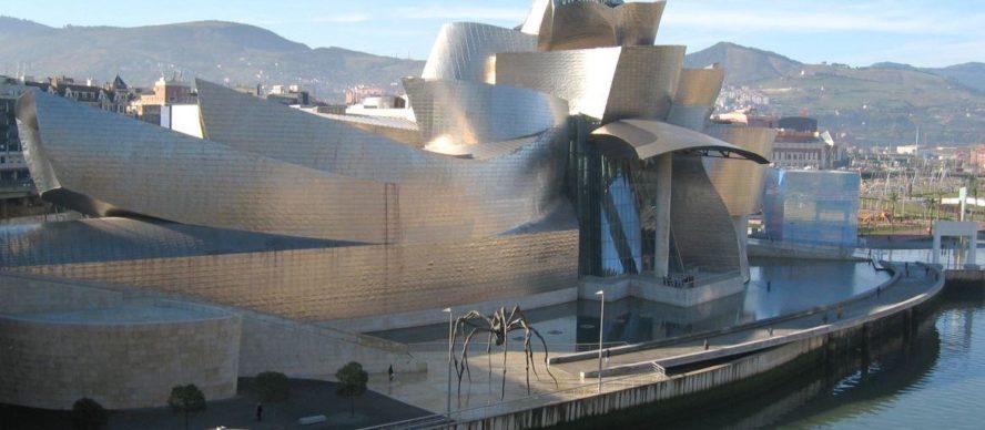 turismo bilbao Museo Guggenheim