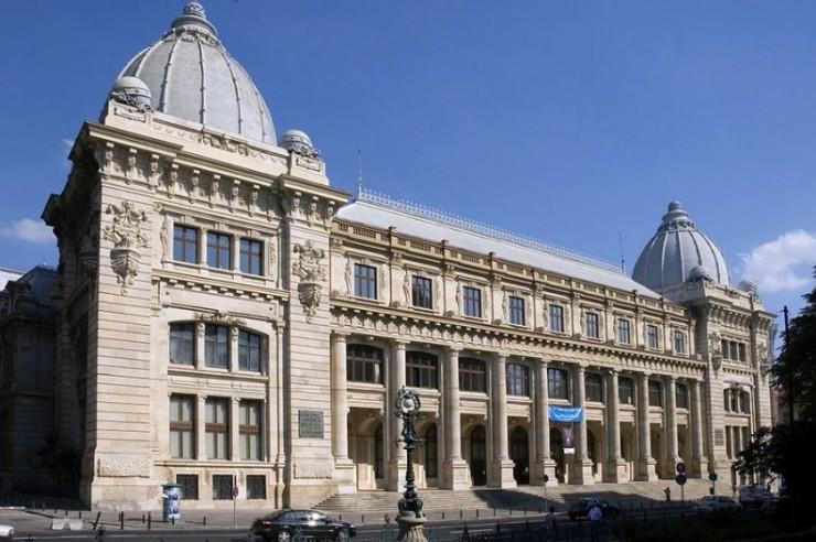 Museo Nacional de Arte de Bucarest