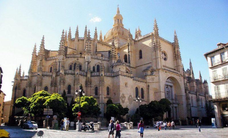 catedral santa maria sevilla