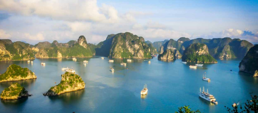 lugares visitar vietnam