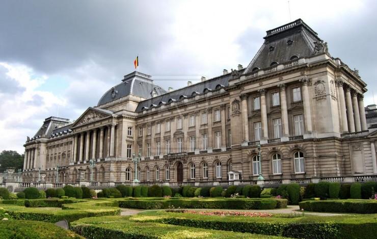 palacio real belgica