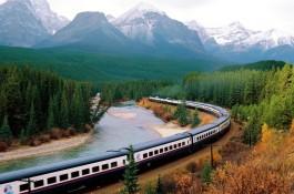 Transiberiano – Guía de viajes turismo, Viaje tren Moscú China