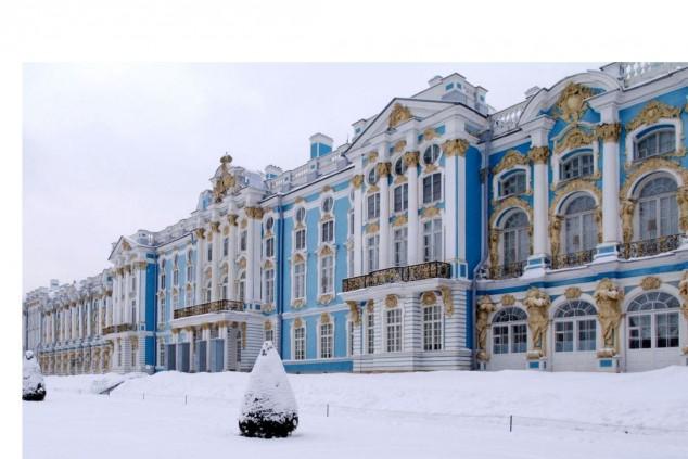 Catherine Palace Pushkin