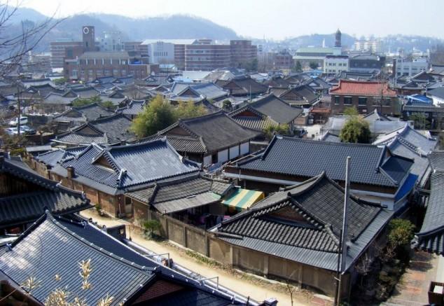 Jeonju como la Ciudad de las Artes