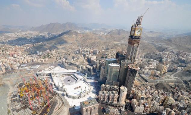 Las Torres de Abraj Al-Bait