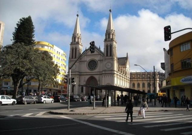 Plaza Tiradentes brasil