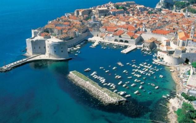 Split costa Dalmacia