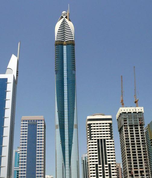 hotel Rose Tower Dubai