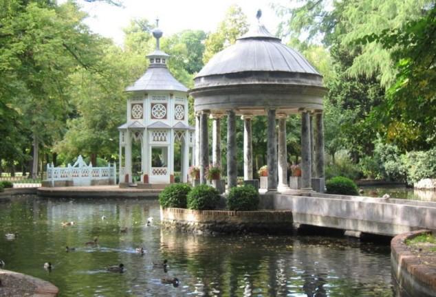 jardin principe aranjuez