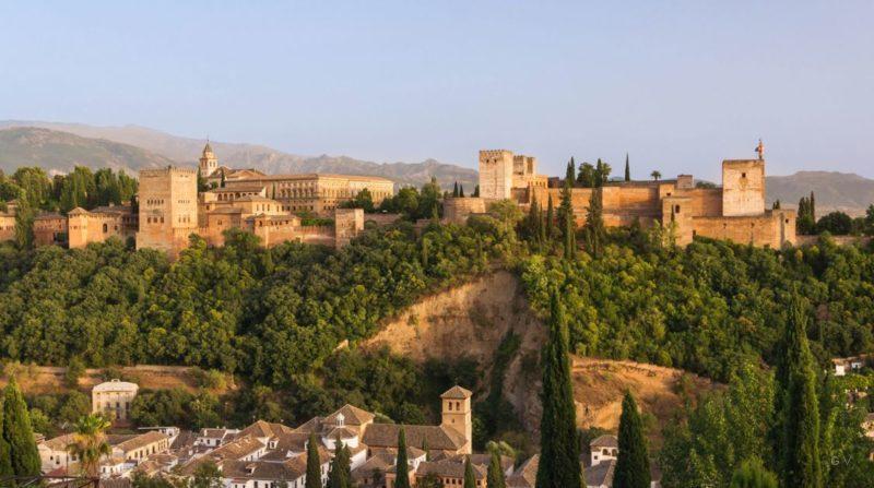 monumentos alhambra granada