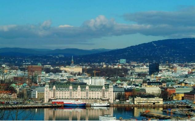 oslo capital noruega